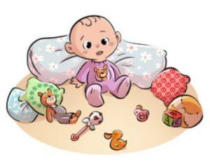 Bleer / Sovebørn og sut